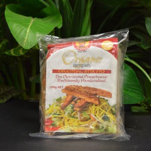 P/O ORG Oriental Tempeh 300g - pre order for next week