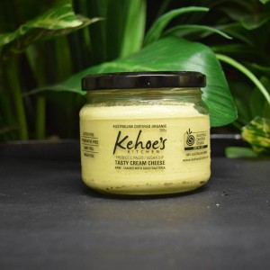 P/O ORG Kehoe's Cashew Cream Cheese 250ml - pre order for next week