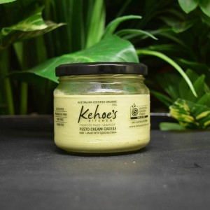 P/O ORG Kehoe's Cultured Pesto Cheese 250ml - pre order for next week
