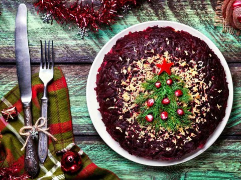 Good food recipes organic and quality foods organic salad recipes to spice up your christmas lunch forumfinder Images