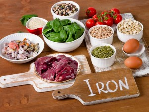 Iron – the powerful trace element
