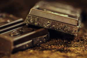 Canva - Dark Sweet Chocolate